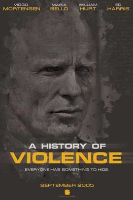 A History of Violence - 11 x 17 Movie Poster - Style B