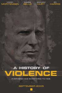 A History of Violence - 27 x 40 Movie Poster - Style B