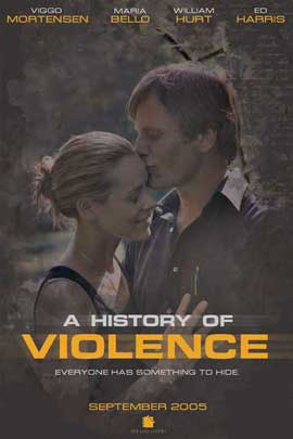 A History of Violence - 11 x 17 Movie Poster - Style D