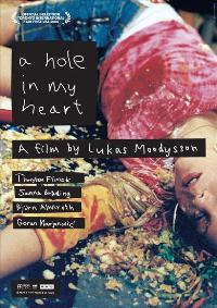 A Hole in My Heart - 11 x 17 Movie Poster - Style A