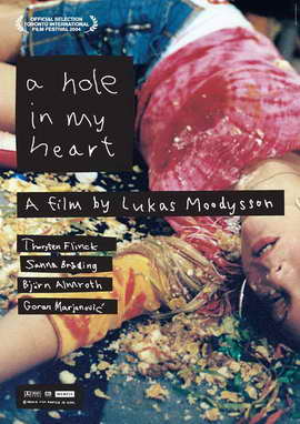 A Hole in My Heart - 27 x 40 Movie Poster - Style A