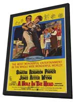 A Hole in the Head - 11 x 17 Movie Poster - Style A - in Deluxe Wood Frame