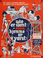 A Home of Your Own - 11 x 17 Movie Poster - Danish Style A