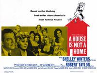 A House Is Not a Home - 11 x 14 Movie Poster - Style B