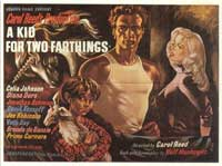 A Kid for Two Farthings - 11 x 17 Movie Poster - Style A