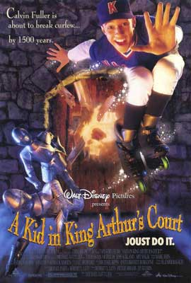 A Kid in King Arthur's Court - 27 x 40 Movie Poster - Style A