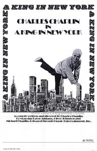 A King in New York - 27 x 40 Movie Poster - Style A