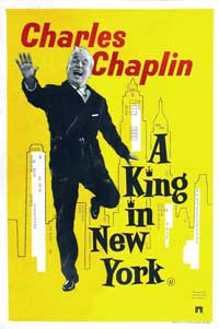 A King in New York - 11 x 17 Movie Poster - Style A