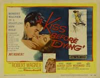 A Kiss Before Dying - 11 x 14 Movie Poster - Style A
