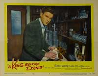 A Kiss Before Dying - 11 x 14 Movie Poster - Style B