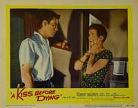 A Kiss Before Dying - 11 x 14 Movie Poster - Style G