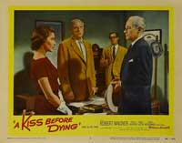 A Kiss Before Dying - 11 x 14 Movie Poster - Style H