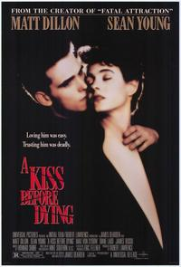 A Kiss Before Dying - 27 x 40 Movie Poster - Style A