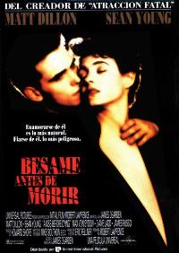 A Kiss Before Dying - 11 x 17 Movie Poster - Spanish Style A