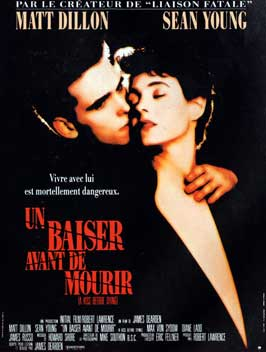 A Kiss Before Dying - 11 x 17 Movie Poster - French Style A