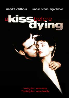 A Kiss Before Dying - 11 x 17 Movie Poster - Swedish Style A