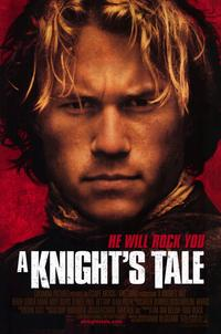 A Knight's Tale - 11 x 17 Movie Poster - Style A - Museum Wrapped Canvas