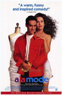 A la Mode - 11 x 17 Movie Poster - Style A