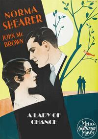 A Lady of chance - 27 x 40 Movie Poster - Style A