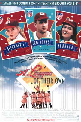 A League of Their Own - 11 x 17 Movie Poster - Style A