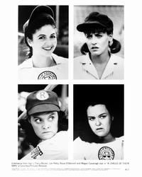A League of Their Own - 8 x 10 B&W Photo #5