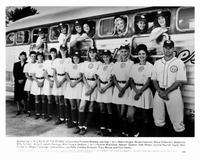 A League of Their Own - 8 x 10 B&W Photo #10