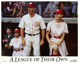 A League of Their Own - 11 x 14 Movie Poster - Style D