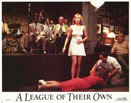 A League of Their Own - 11 x 14 Movie Poster - Style F