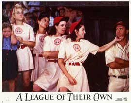 A League of Their Own - 11 x 14 Movie Poster - Style G