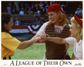A League of Their Own - 11 x 14 Movie Poster - Style H