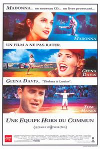 A League of Their Own - 11 x 17 Movie Poster - Belgian Style A