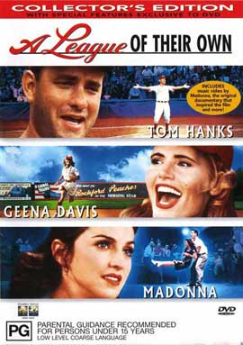 A League of Their Own - 11 x 17 Movie Poster - Style D