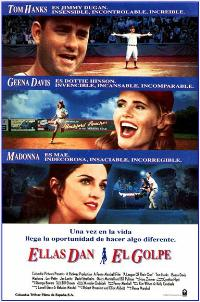 A League of Their Own - 27 x 40 Movie Poster - Spanish Style A