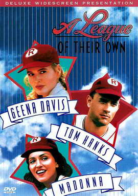 A League of Their Own - 27 x 40 Movie Poster - Style D