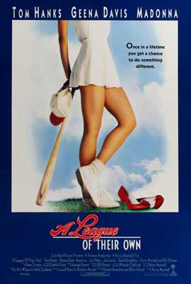A League of Their Own - 11 x 17 Movie Poster - Style G