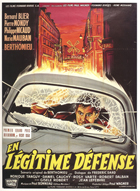 A Legitimate Defense - 11 x 17 Movie Poster - French Style A