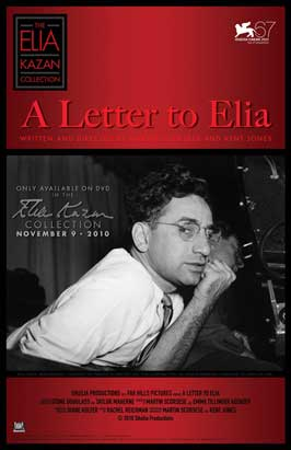 A Letter to Elia - 11 x 17 Movie Poster - Style A