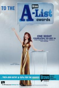 A-List Awards - 11 x 17 TV Poster - Style A