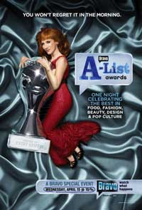 A-List Awards (TV) - 11 x 17 TV Poster - Style A