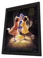 A Little Princess - 11 x 17 Movie Poster - Style A - in Deluxe Wood Frame