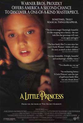 A Little Princess - 11 x 17 Movie Poster - Style B