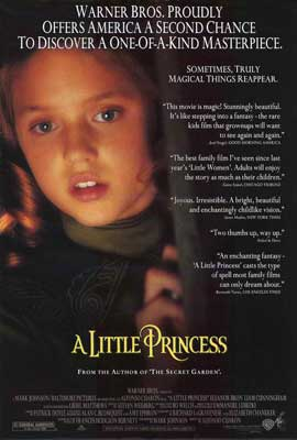 A Little Princess - 27 x 40 Movie Poster - Style B
