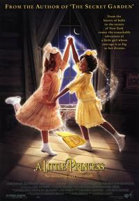 A Little Princess - 43 x 62 Movie Poster - Bus Shelter Style A