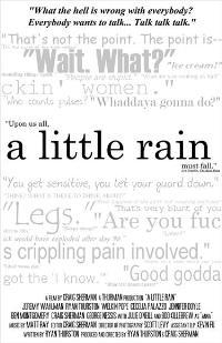 A Little Rain Must Fall - 43 x 62 Movie Poster - Bus Shelter Style A