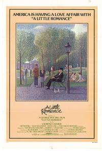 A Little Romance - 43 x 62 Movie Poster - Bus Shelter Style A