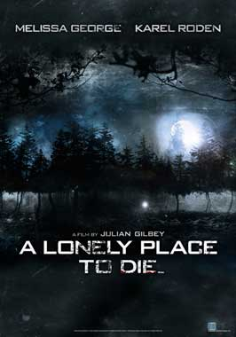 A Lonely Place to Die - 11 x 17 Movie Poster - Style A