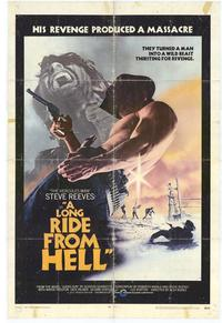 Long Ride from Hell - 27 x 40 Movie Poster - Style A