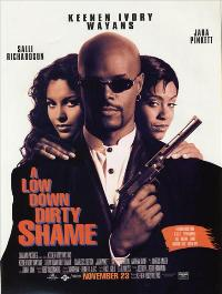 A Low Down Dirty Shame - 11 x 17 Movie Poster - Style C