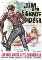 Lust to Kill, A - 11 x 17 Movie Poster - German Style A