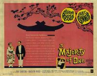 Majority of One - 22 x 28 Movie Poster - Half Sheet Style A